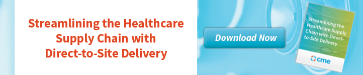 eBook: Streamlining the Healthcare Supply Chain