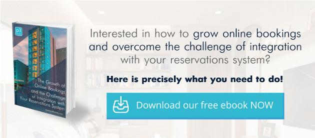 The Growth of online bookings and the challenge of integration with your reservations system