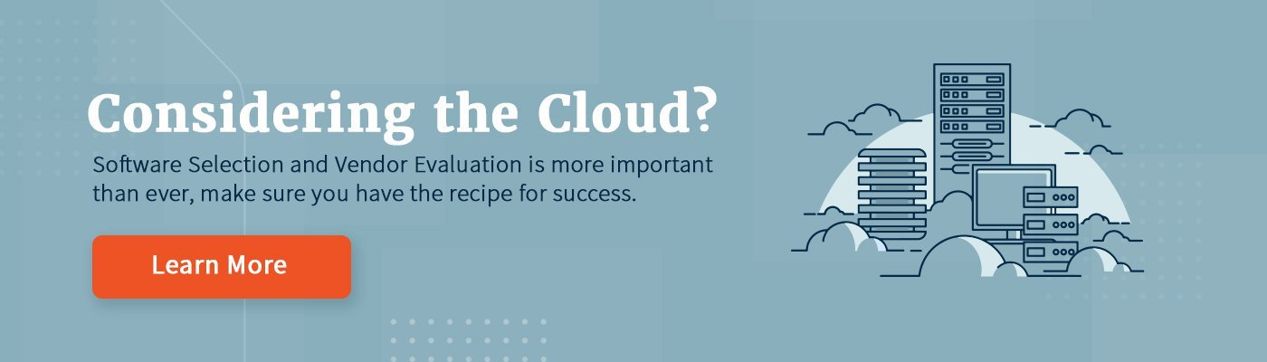 Considering the cloud? Learn More