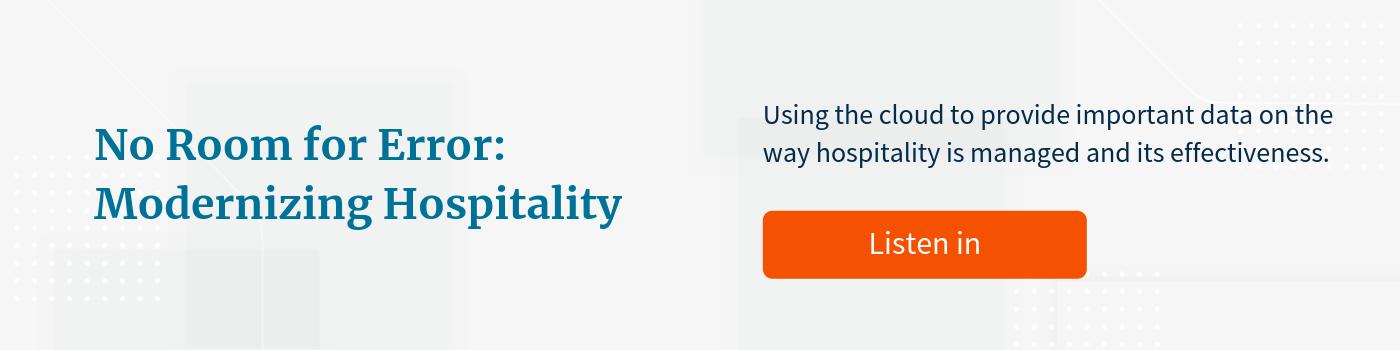Modernizing Hospitality