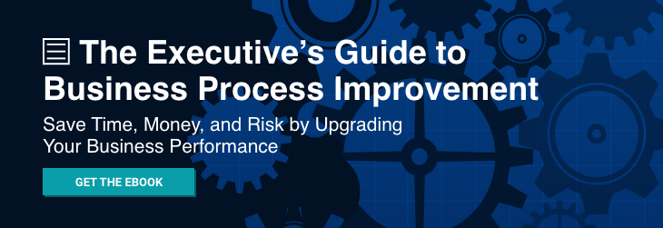 The Executive's Guide to Business Process Improvement