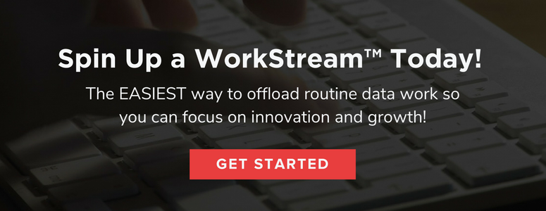 Spin Up a WorkStream