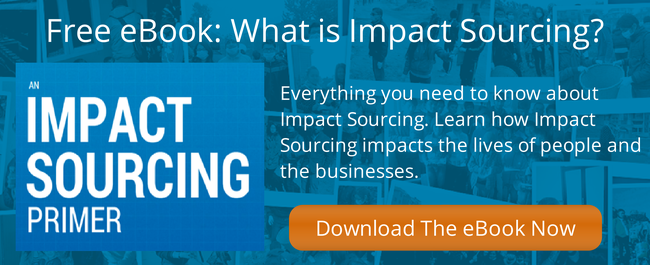 Free eBook: What is Impact Sourcing?