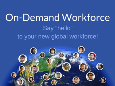 "Say ""hello"" to your new global workforce!"