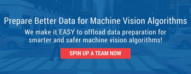 Better Data for Machine Vision Algorithms