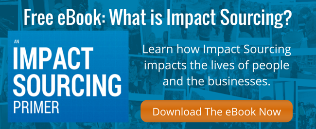 What is Impact Sourcing?