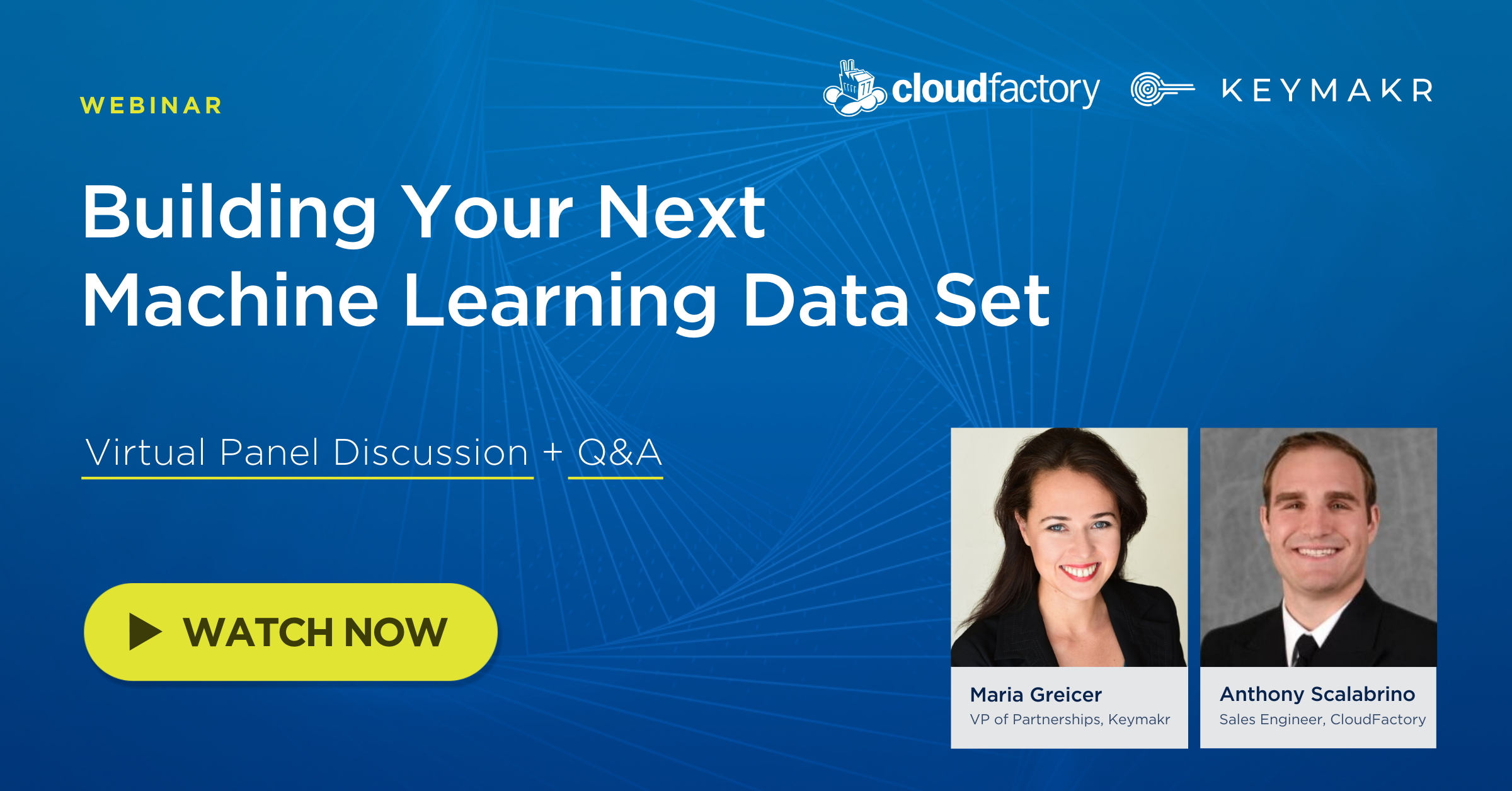 Building Your Next Machine Learning Data Set [Webinar]