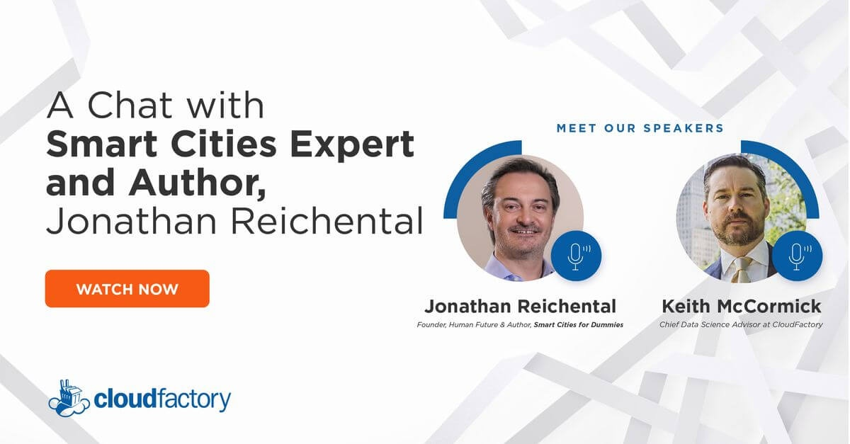 A Chat with Smart Cities Expert Jonathan Reichental