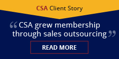 Cloud Security Alliance grew membership through sales outsourcing