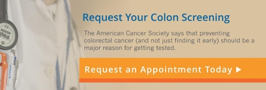 Request a Colon Cancer Screening Appointment