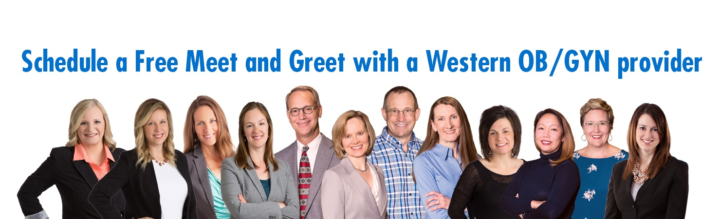 Schedule a FREE Meet & Greet with an OB/GYN