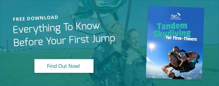 tandem skydiving Chicago
