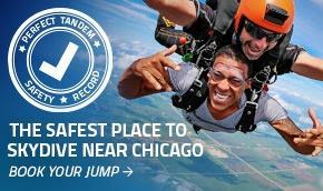 Chicagoland Skydiving Center Tandem Safety
