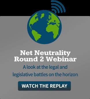 Net Neutrality - Round 2