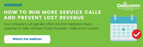 ON DEMAND WEBINAR: HOW TO WIN MORE SERVICE CALLS AND PREVENT LOST REVENUE