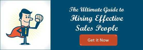 Ultimate Guide to Hiring Sales People