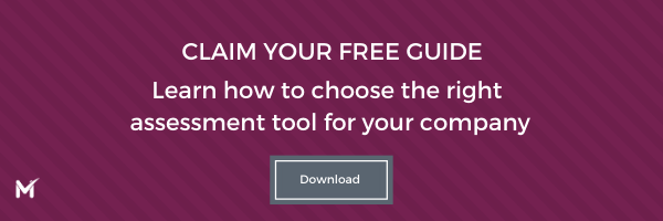 Choose The Right Assessment Tool