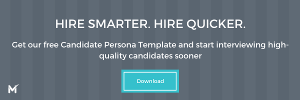 Hire vital startup roles with our free Candidate Persona Template