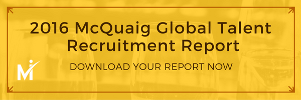 2016 McQuaig Recruitment Report