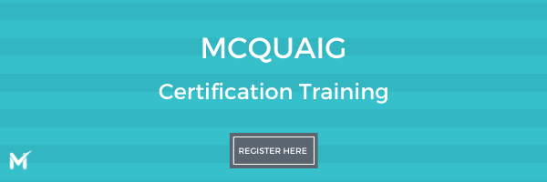 McQuaig Certification Training