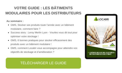 Téléchargez le guide des bâtiments modulaires pour les distributeurs