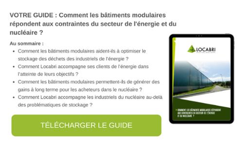 Comment les bâtiments modulaires répondent aux contraintes du secteur de l'énergie et du nucléaire