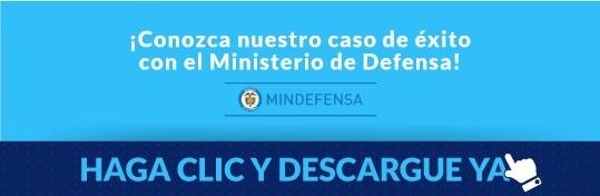 Caso de éxito Ministerio de Defensa - Pensemos