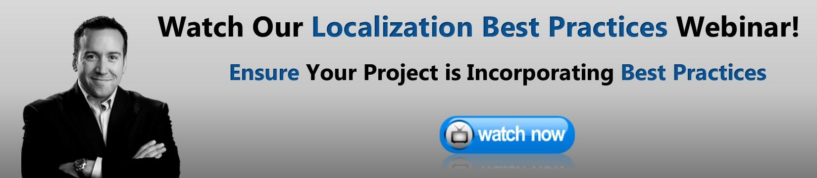 localization best practices webinar