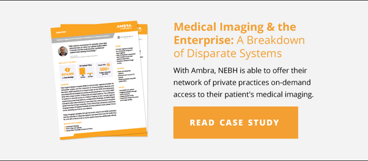 Medical Imaging & the Enterprise