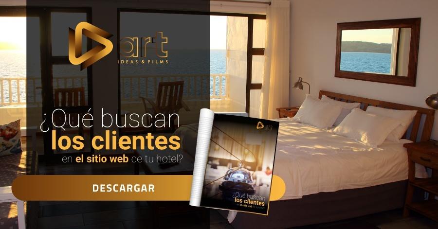 ¿Qué buscan los clientes en el sitio web de tu hotel?