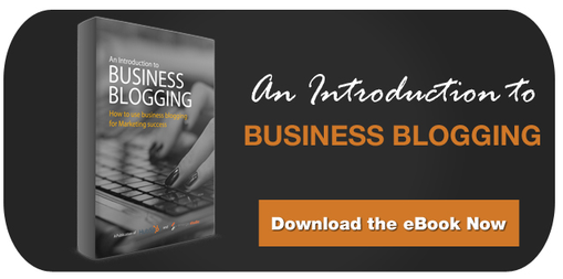 Free eBook Business Blogging
