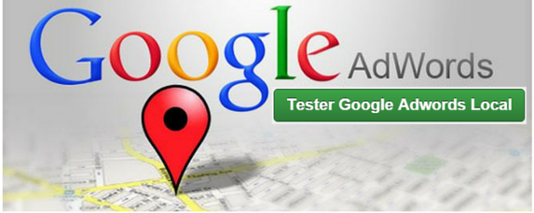 Tester Google adwords local