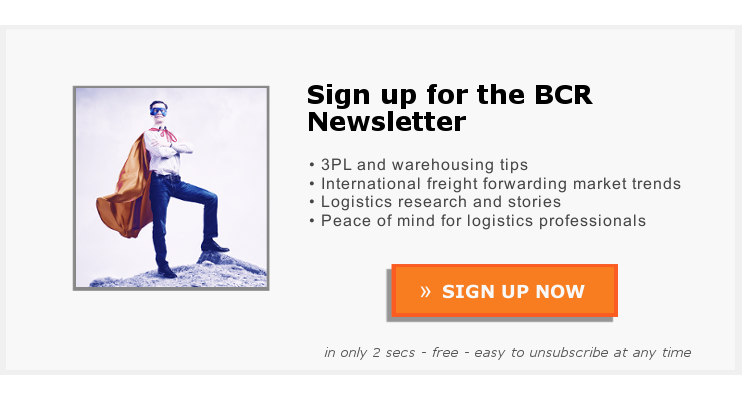 Sign Up Now: For the BCR Newsletter