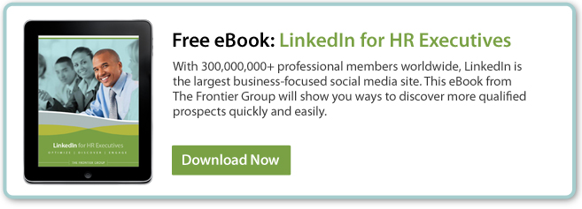 Download our FREE eBook: LinkedIn Strategies for Human Resources Executives