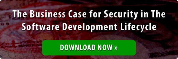 business case for security in the software development lifecycle