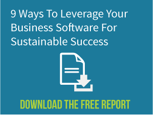 9 Ways To Leverage Your Business Software For Sustainable Success: Free Tip Sheet