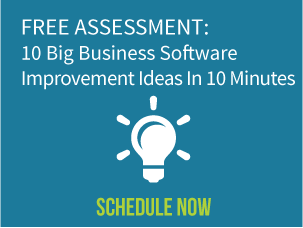 Free Assessment: 10 Big Business Software Improvement Ideas In 10 Minutes