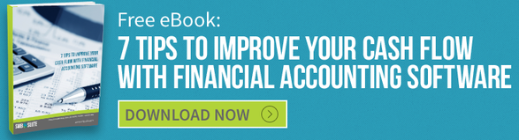 Free eBook - 7 Tips To Improve Cash Flow With Financial Accounting Software