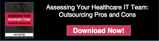 eBook: Assessing your Healthcare IT Team - In Blog CTA