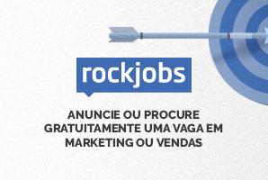 Vagas em Marketing e Vendas - Rock Jobs