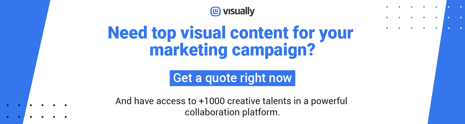 Get a quote right now for a top visual content!