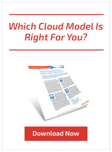 Which cloud model is right for you?