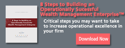 8 steps to building a wealth management enterprise
