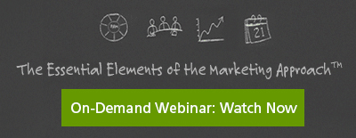 Free Webinar: Elements of the Marketing Approach for Financial Advisors