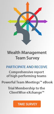 Wealth Management Team Survey