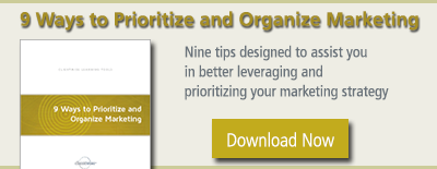 9 Ways to Prioritize and Organize Marketing