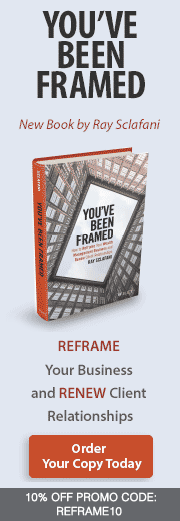 you've been framed ray sclafani
