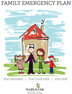 Download a Free Family Emergency Plan
