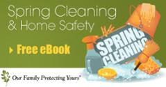 Spring Cleaning and Home Safety - Southern Oak Insurance