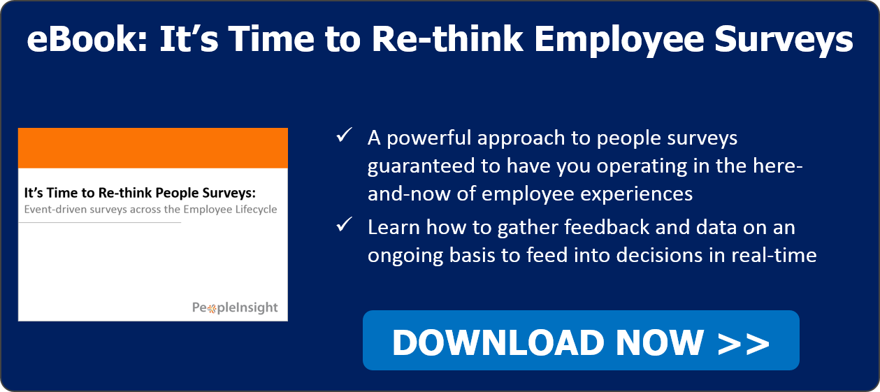 Ebook People Employee Surveys